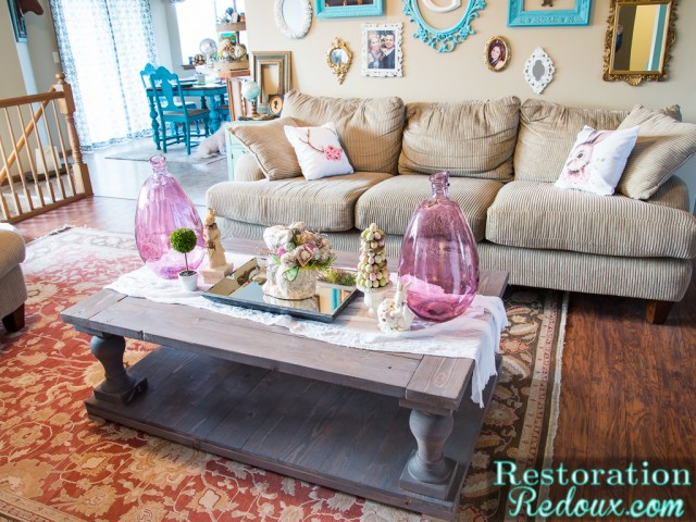Easter Coffee Table