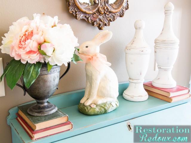 Restoration Redoux Easter Vignette