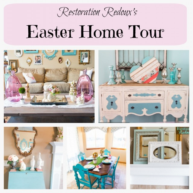 Restoration Redoux's Easter Home Tour