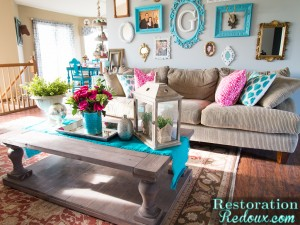 RestorationRedoux's-Spring-Home-Tour