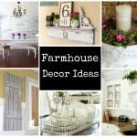Farmhouse Shelf 3 Ways
