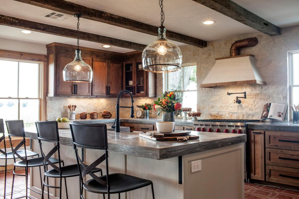 TOP 10 FIXER UPPER KITCHENS - Daily Dose of Style