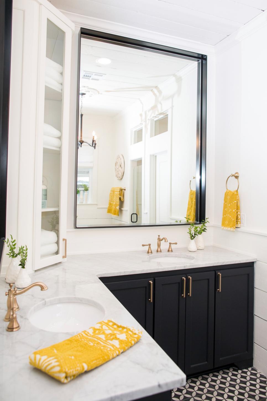 Fixer Upper Bathroom Design Ideas ~ Top fixer upper bathrooms daily dose of style