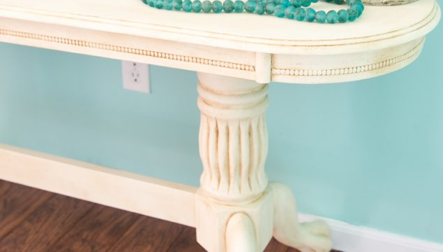 Ivory-Console-Table