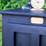 Black-Painted-Vintage-Ice-Box