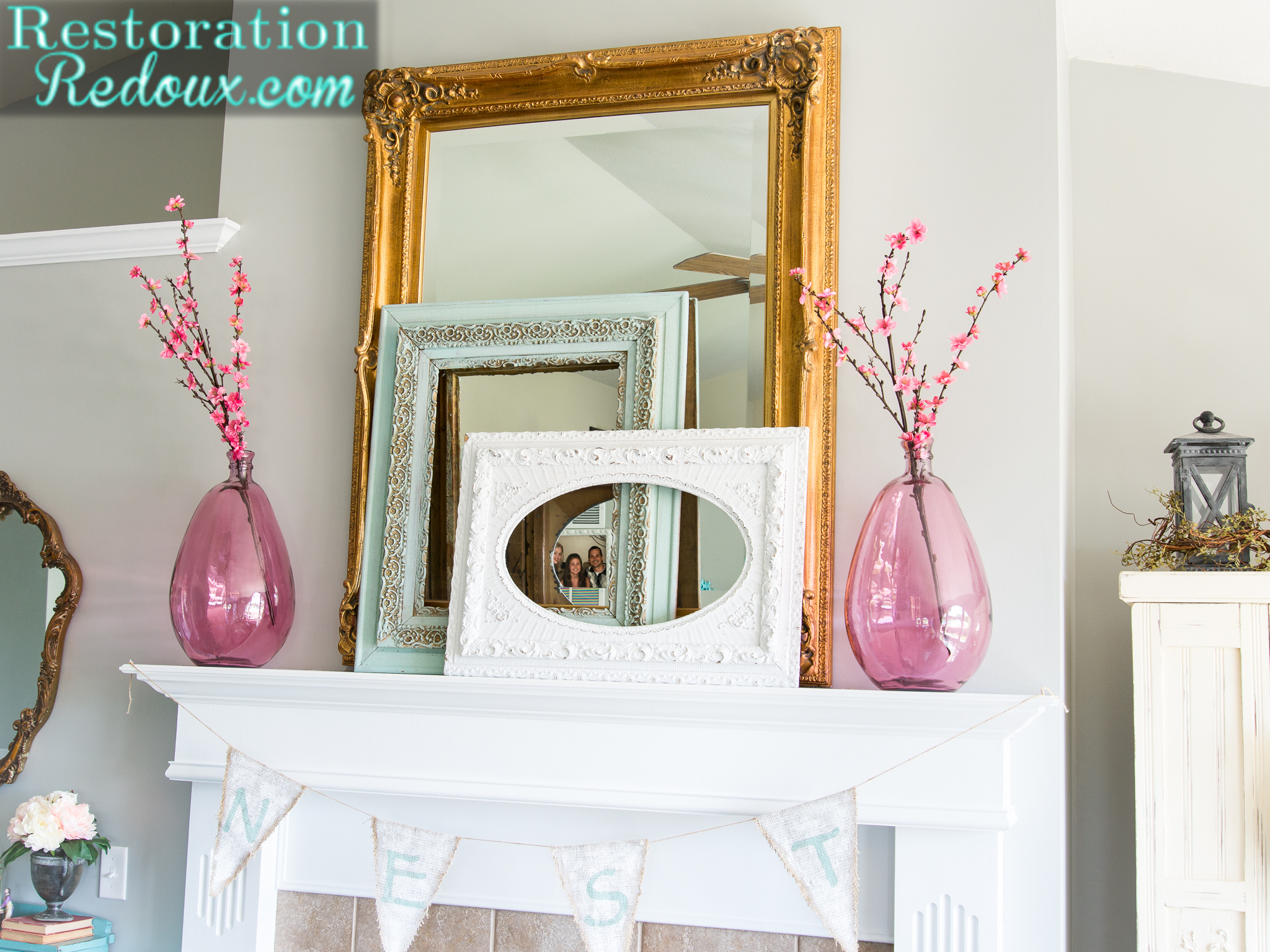 Decorating With Thrifty And Vintage Finds Daily Dose Of