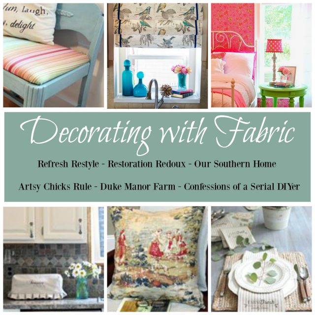 Decoratingwith Fabric
