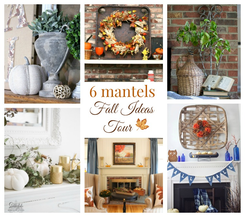 6-ideas-for-fall-mantels