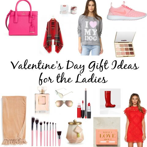 Valentine's Day Gift Ideas for the Ladies
