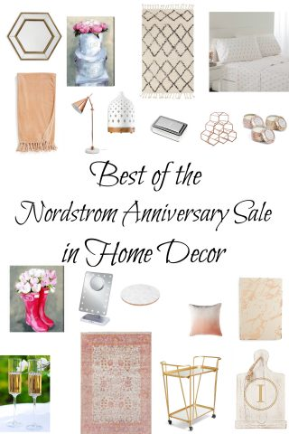 Blog restoration redoux Nordstrom home decor sale