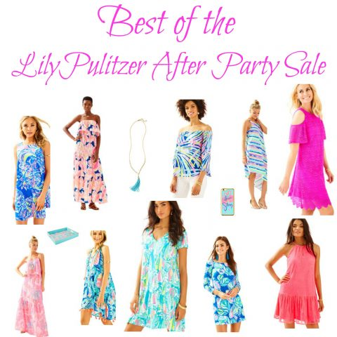Best of the Lily Pulitzer After Party Sale