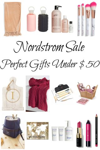 Nordstrom Sale Perfect Gifts Under $50