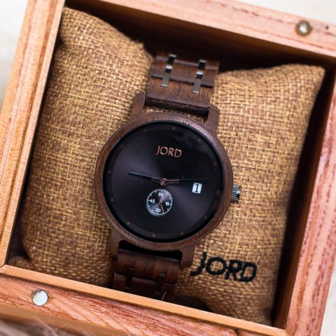 JORD Watches The Perfect Gift + a Giveaway!