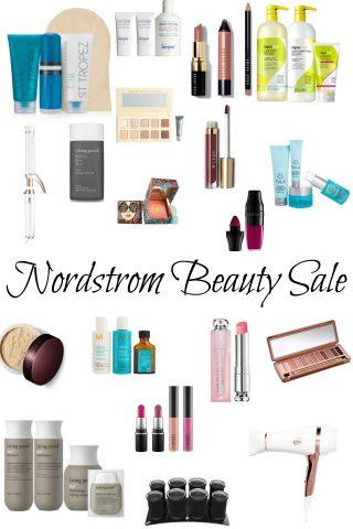 Nordstrom Beauty Sale