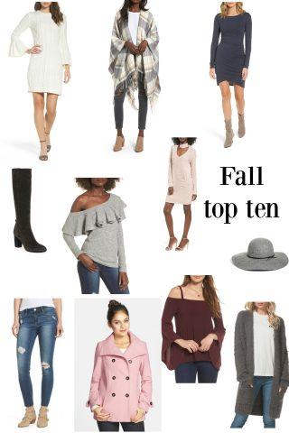 Top Ten Things