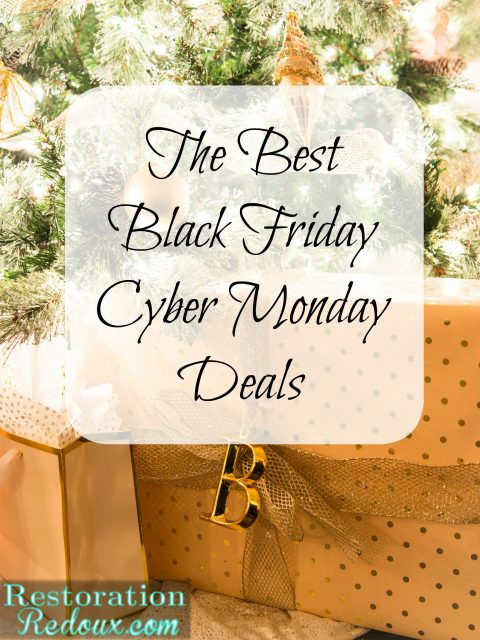 The Best Black Friday/ Cyber Monday Deals