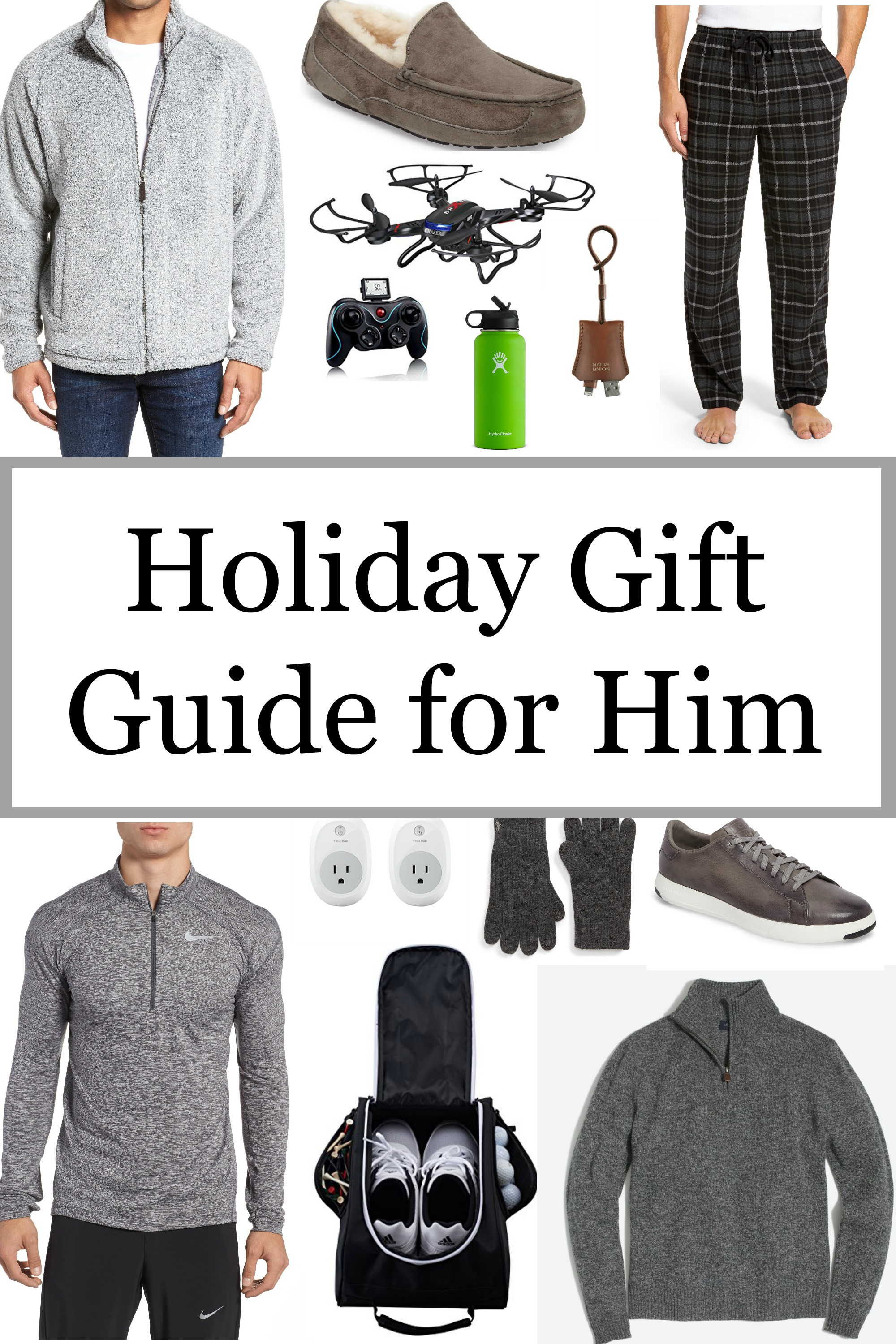 Holiday Gift Guide For Him Daily Dose Of Style
