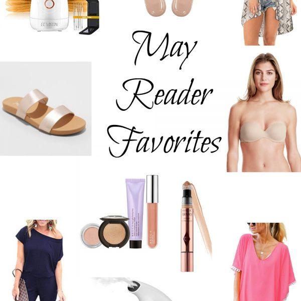 May Reader Favorites