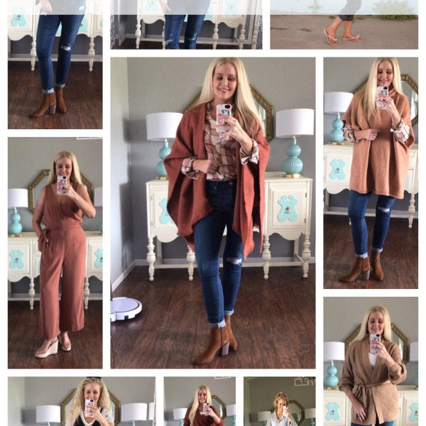Target Fall Try On Session