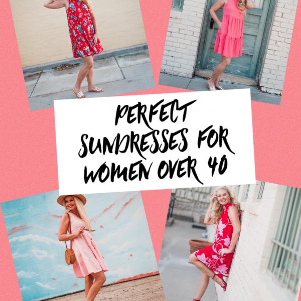 Perfect Sundresses for Women Over 40