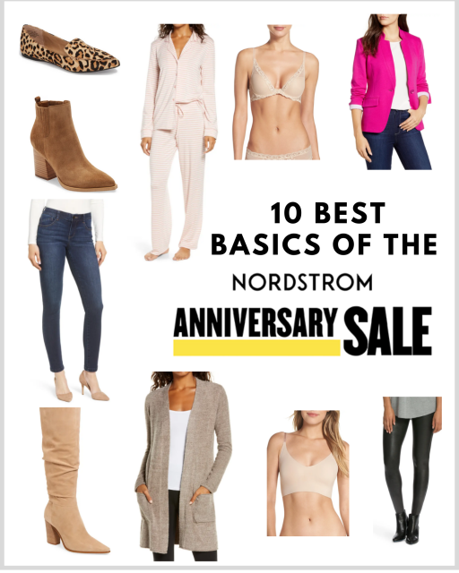 10 Best Basics of the Nordstrom Sale