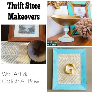 Thrift Store Makeovers (Swap It Like It's Hot Tour)